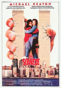 The Squeeze - 11 x 17 Movie Poster - Belgian Style A