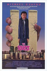 The Squeeze - 27 x 40 Movie Poster - Style A
