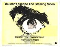 The Stalking Moon - 22 x 28 Movie Poster - Half Sheet Style A
