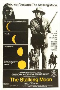 The Stalking Moon - 11 x 17 Movie Poster - Australian Style A