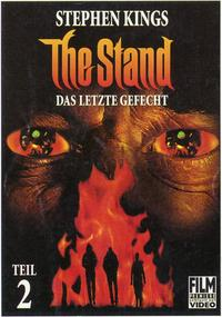 The Stand - 11 x 17 Movie Poster - German Style A