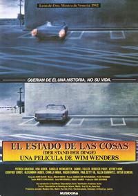 The State of Things - 11 x 17 Movie Poster - Spanish Style A
