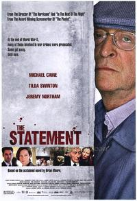 The Statement - 27 x 40 Movie Poster - Style A