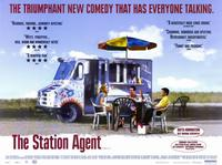 The Station Agent - 11 x 17 Poster - Foreign - Style A