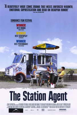 The Station Agent - 11 x 17 Movie Poster - Style A