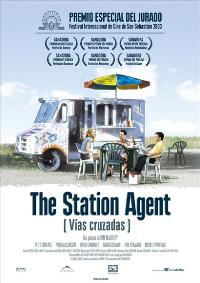 The Station Agent - 27 x 40 Movie Poster - Spanish Style A