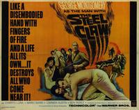 The Steel Claw - 11 x 14 Movie Poster - Style A