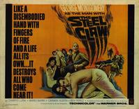 The Steel Claw - 22 x 28 Movie Poster - Half Sheet Style A