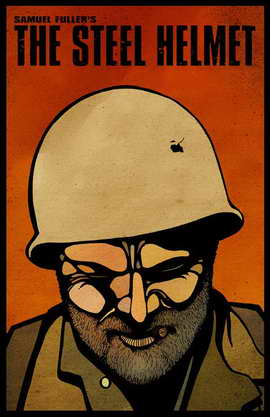 The Steel Helmet - 11 x 17 Movie Poster - Style A