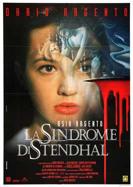 The Stendhal Syndrome - 27 x 40 Movie Poster - Italian Style A