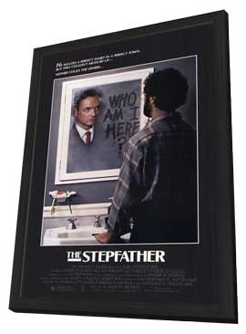 The Stepfather - 11 x 17 Movie Poster - Style A - in Deluxe Wood Frame