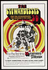 Stewardesses, The - 27 x 40 Movie Poster - Style B