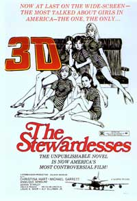 Stewardesses, The - 11 x 17 Movie Poster - Style C