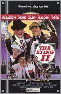 The Sting 2 - 11 x 17 Movie Poster - Style A