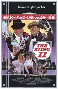 The Sting 2 - 27 x 40 Movie Poster - Style A