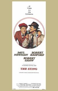 The Sting - 11 x 17 Movie Poster - Style C