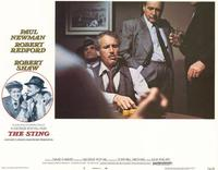The Sting - 11 x 14 Movie Poster - Style D