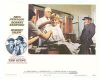 The Sting - 11 x 14 Movie Poster - Style E