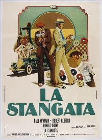 The Sting - 11 x 17 Movie Poster - Italian Style A