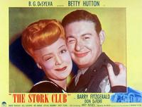 The Stork Club - 11 x 14 Movie Poster - Style A