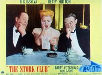 The Stork Club - 11 x 14 Movie Poster - Style B