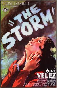The Storm - 11 x 17 Movie Poster - Style A
