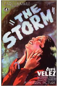 The Storm - 27 x 40 Movie Poster - Style A