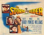 The Storm Rider - 11 x 14 Movie Poster - Style A