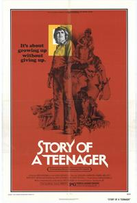 Story of a Teenager - 27 x 40 Movie Poster - Style B
