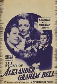 The Story of Alexander Graham Bell - 11 x 17 Movie Poster - Style A