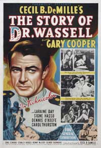 Story of Dr. Wassell, The - 27 x 40 Movie Poster - Australian Style A