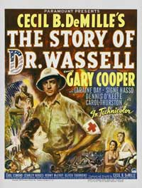 Story of Dr. Wassell, The - 11 x 17 Movie Poster - Style B