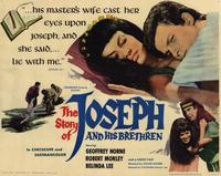 Story of Joseph and His Brethren - 11 x 14 Movie Poster - Style A