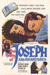 Story of Joseph and His Brethren - 11 x 17 Movie Poster - Style A
