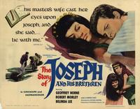 Story of Joseph and His Brethren - 22 x 28 Movie Poster - Half Sheet Style A