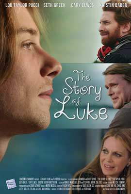 The Story of Luke - 11 x 17 Movie Poster - Style A