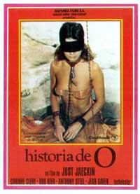 The Story of O - 27 x 40 Movie Poster - Spanish Style A