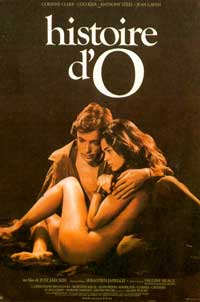The Story of O - 11 x 17 Movie Poster - French Style A