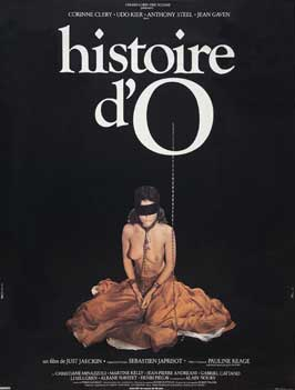 The Story of O - 27 x 40 Movie Poster - French Style B