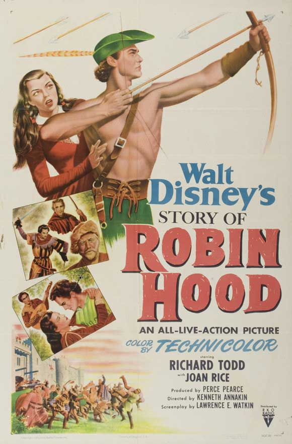 The Story of Robin Hood and His Merrie Men (1952) 4Hud UcTM