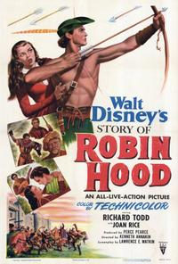 The Story of Robin Hood - 27 x 40 Movie Poster - Style A