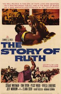 The Story of Ruth - 11 x 17 Movie Poster - Style A