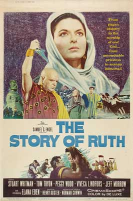 The Story of Ruth - 11 x 17 Movie Poster - Style B