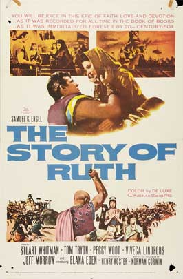 The Story of Ruth - 11 x 17 Movie Poster - Style C
