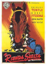 The Story of Seabiscuit - 43 x 62 Movie Poster - Spanish Style A