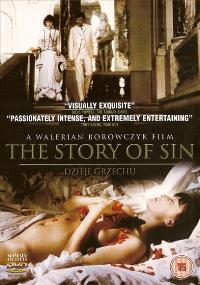 The Story of Sin - 11 x 17 Movie Poster - UK Style A