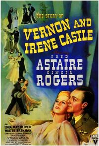 The Story of Vernon and Irene Castle - 11 x 17 Movie Poster - Style A