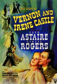 The Story of Vernon and Irene Castle - 27 x 40 Movie Poster - Style A