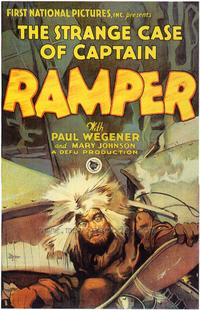 The Strange Case of Captain Ramper - 27 x 40 Movie Poster - Style A