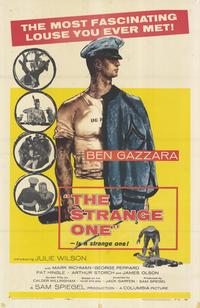 The Strange One - 27 x 40 Movie Poster - Style A